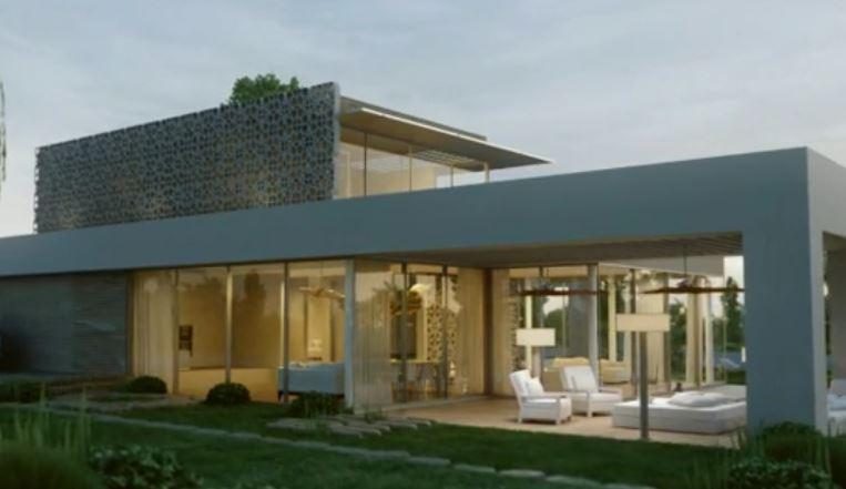 maisons contemporaines printemps de l 39 habitat de la maison et du bio climatique. Black Bedroom Furniture Sets. Home Design Ideas