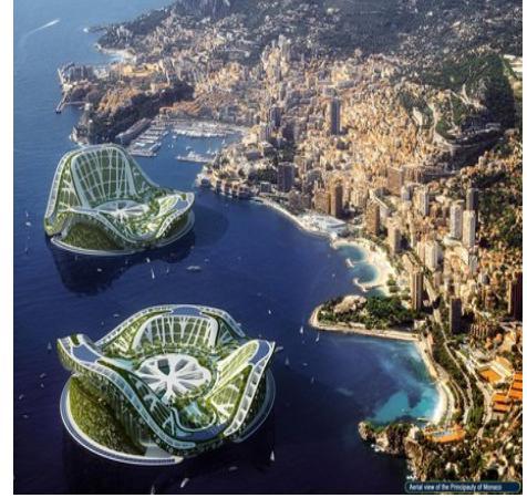 Lilypad, des petites villes flottantes au 21ème siècle ?