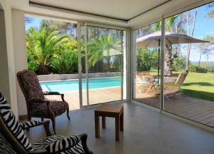 vente maison piscine quillan